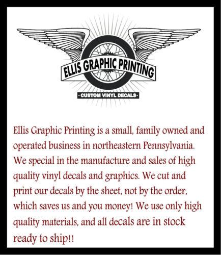 #679 Pontiac Genuine Parts decal vintage reproduction Decal Sticker vinyl