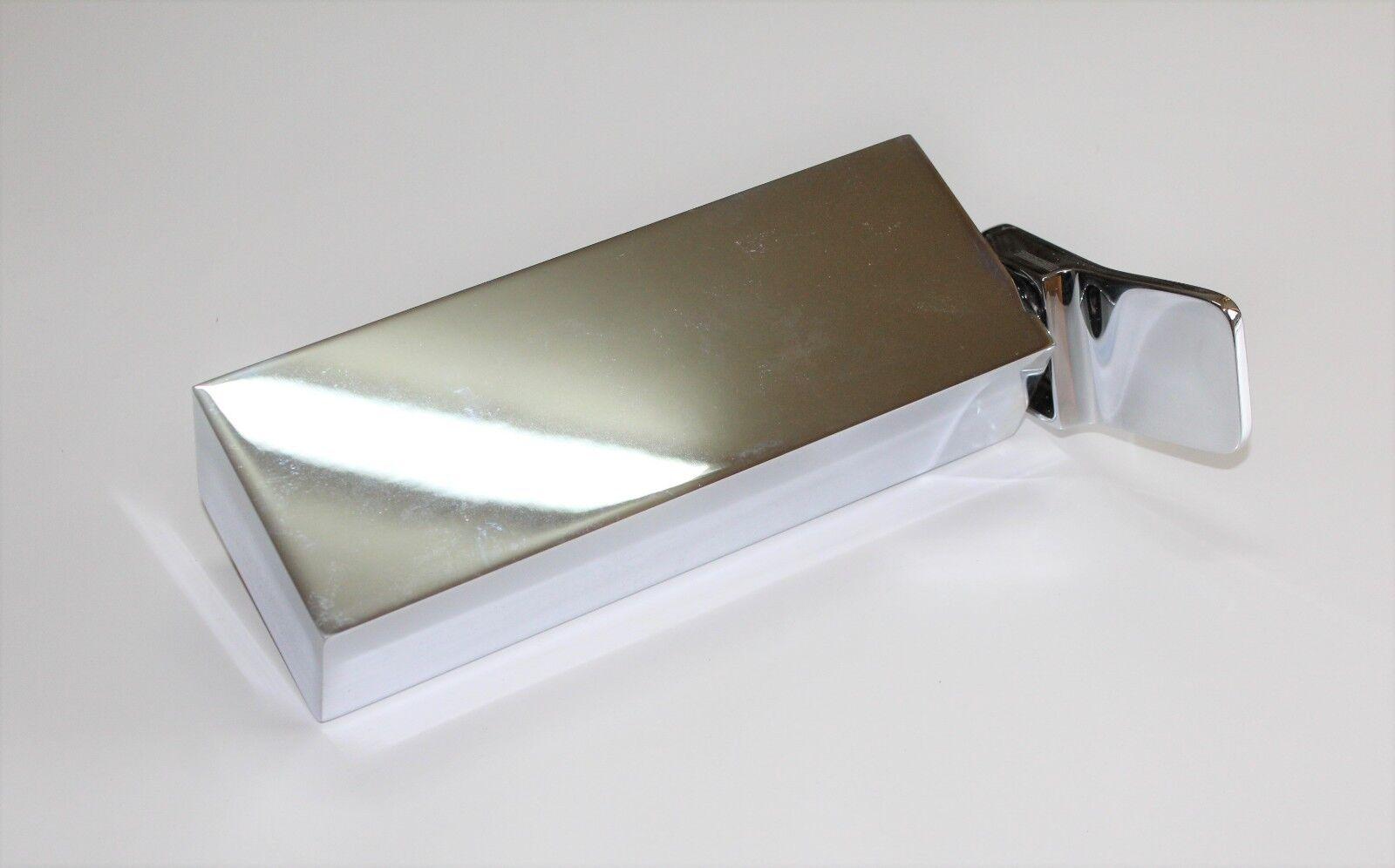 Miscelatore doccia Soft monocomando esterno cromo zucchetti art. ZP7069