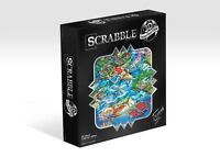 3d Scrabble World Edition By Charles Fazzino Signed + Numbered Winning Solutions