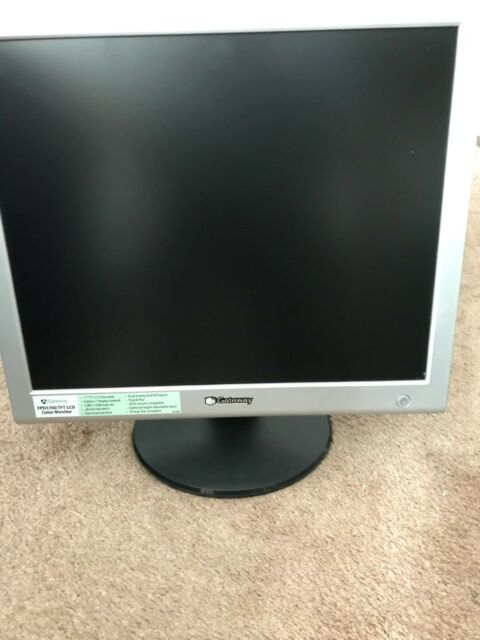 GATEWAY FPD1760 TFT LCD MONITOR DRIVERS WINDOWS XP