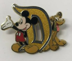 DLR-Where-Dreams-Come-True-Gothic-D-Mickey-Mouse-and-Pluto-PIN-51101