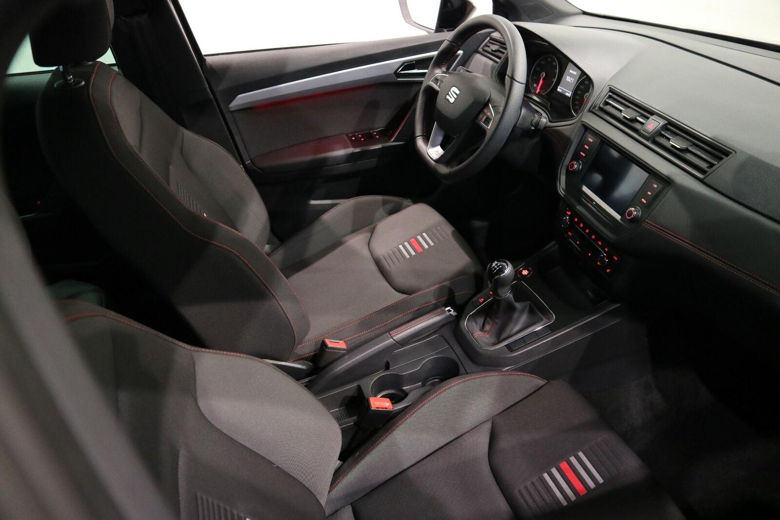 Seat Ibiza 1,0 TSi 115 FR - billede 13