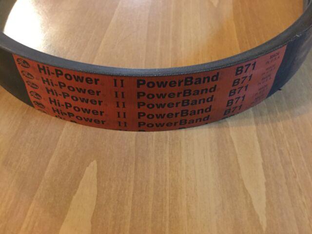 Gates B71 Hi-Power Belt