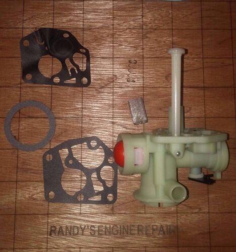 Briggs /& Stratton Lawnmower Primer Carburetor Carb 795477 794161 OEM NEW