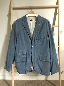 Page navigation engineered garments andover jacket