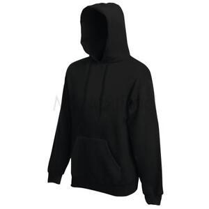 Fruit-of-the-Loom-Premium-70-30-Hoodie-Hooded-Sweatshirt