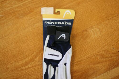 RIGHT Hand Size S  SMALL HEAD RACQUETBALL GLOVE  RENEGADE,ONE GLOVE