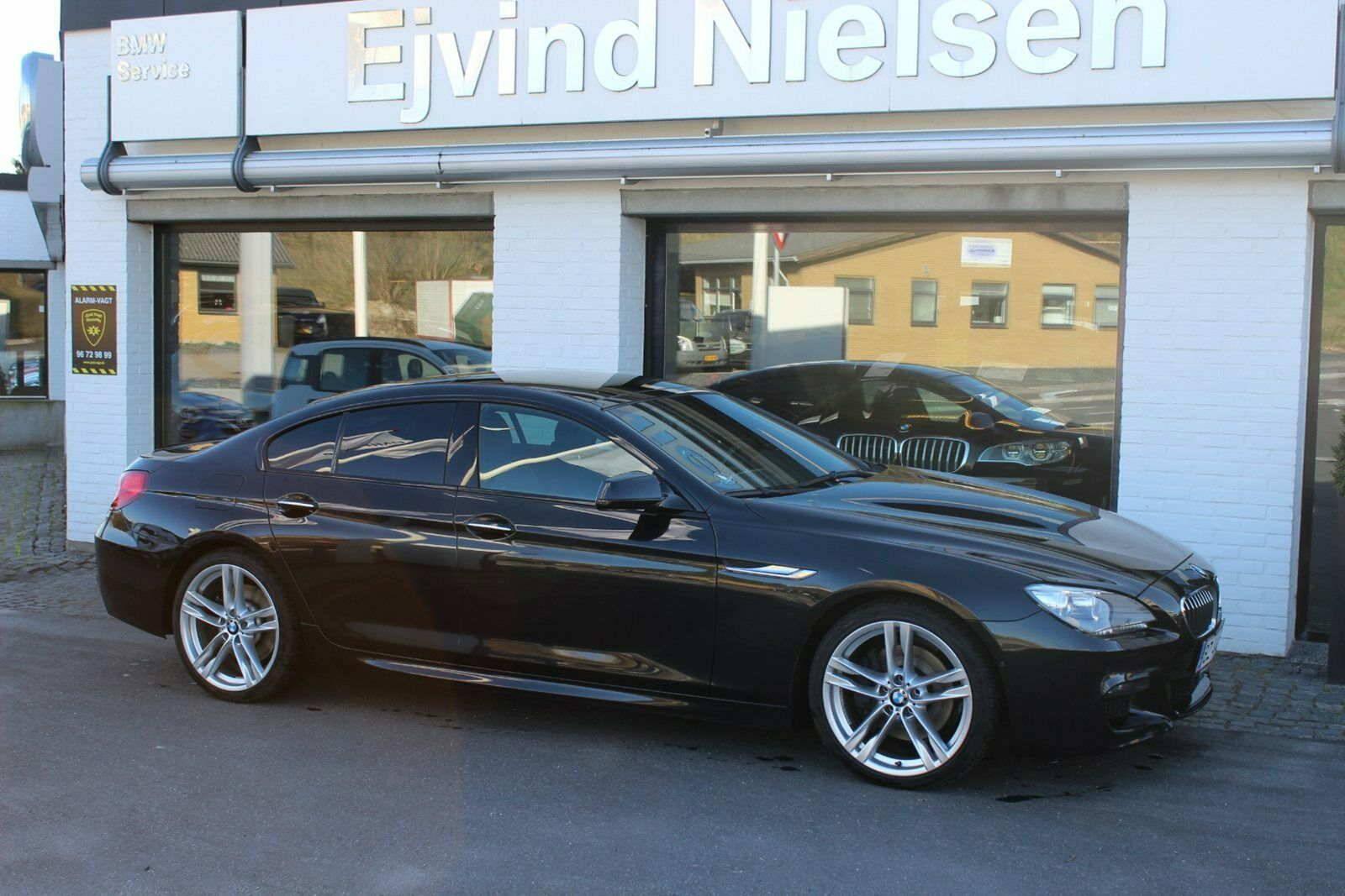 BMW 640d 3,0 Gran Coupé aut. 4d - 699.900 kr.