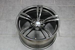 BMW-5er-Felgen-M5-F10-Doppelspeiche-Styling-343-M-20-Zoll-Hochglanz-Schwarz