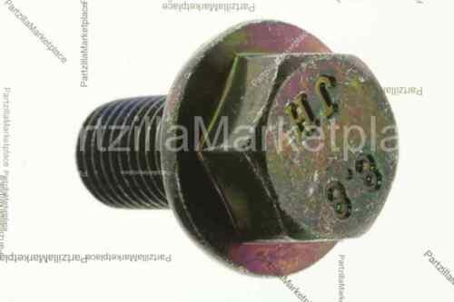 BOLT-M10X1.25X20 HXFLG-OLV D Polaris 7518558