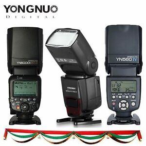 YONGNUO-flash-speedlite-YN560IV-YN560III-YN600EX-RT-II-for-selection-CANON-NIKON