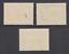 Australia-Sc-163-165-MLH-1937-NSW-Sesquicentennial-complete-set thumbnail 2