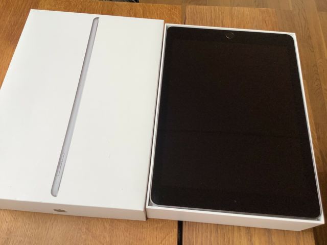 iPad 6, 32 GB, sort, Perfekt, iPad 6, 32 GB, sort,…