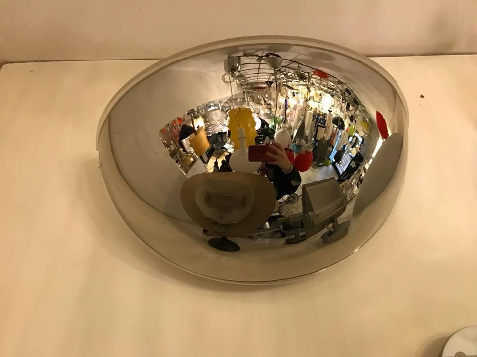 Flos Quarto nichel F5900058 lampada lampada lampada da parete applique Promo Esposizione 3066b9