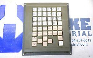 FANUC-9-034-SMALL-MDI-UNIT-A02B-0120-C121-MAR-A86L-0001-0171-SM2R-60-DAY-WARRANTY