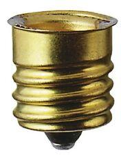 Light Bulb Socket Adapter Intermediate Base E17 to Candelabra E12 Reducer 12242