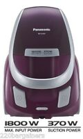 Panasonic 220 Volt Bagless Vacuum Cleaner 220v For Europe Asia Africa
