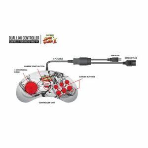 Retro-Bit-PC-USB-Genesis-Style-Controller-Ryu