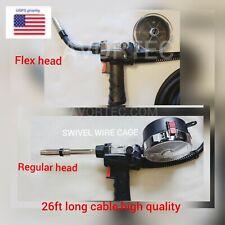 Mig Spool Gun Flex Head 200 Amp For Avortec Welders Av8x Av12x And Other Brand