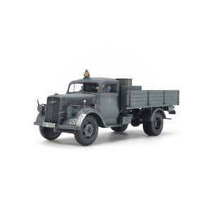 32585-Tamiya-Plastic-Kit-German-3T-4X2-Cargo-Truck-Scale-1-48th-Model