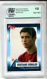 Cristiano-Ronaldo-2004-Rookie-Review-card-PGI-10-Portugal-Real-Madrid