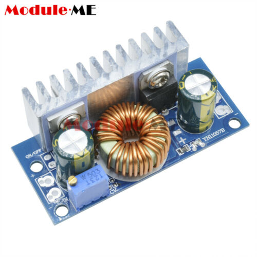 5A 6A 8A 10A 15A DC-DC Boost Converter Step Up Power Adjustable portable charger
