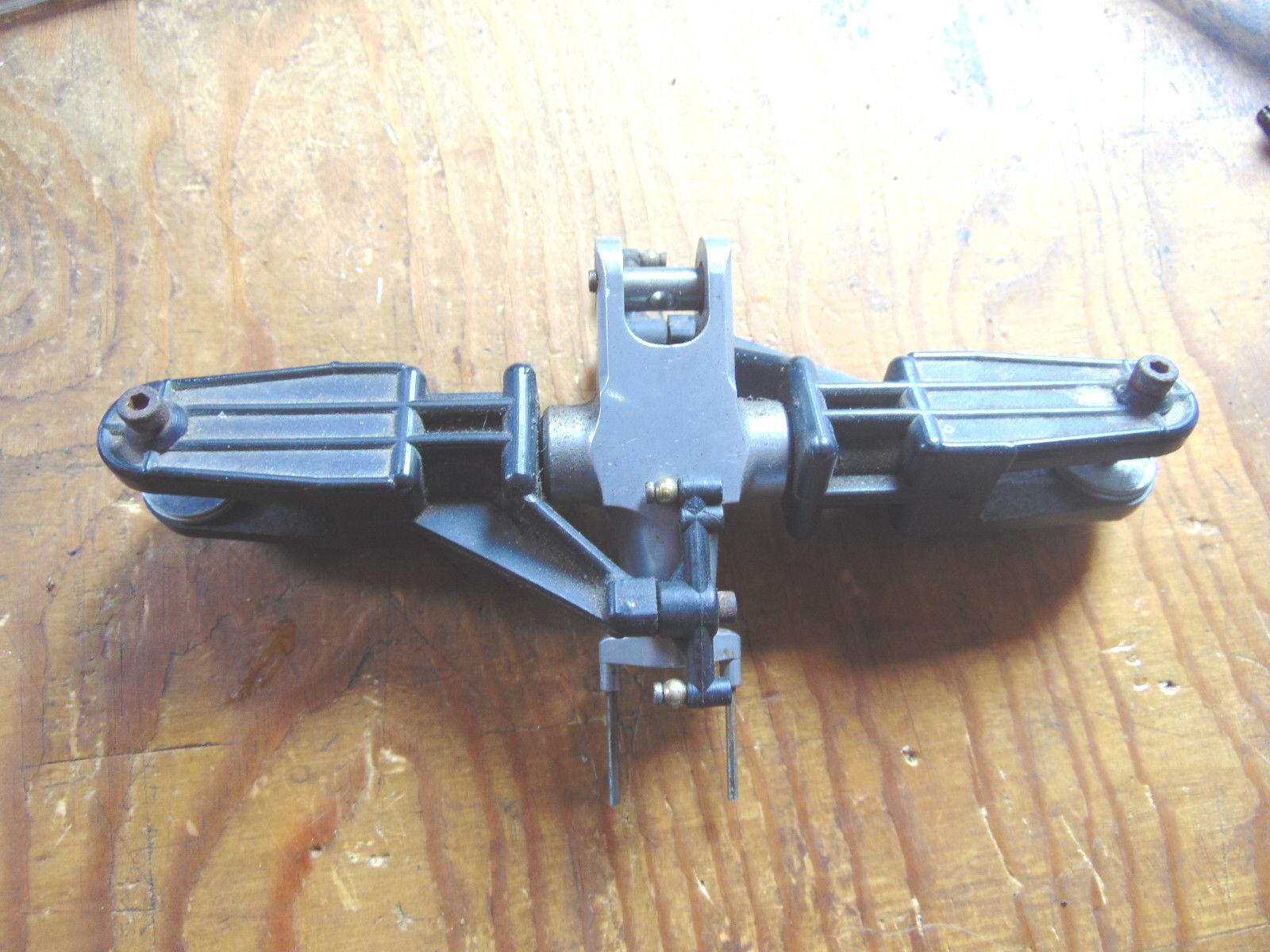 HEIM/Vario mozzo del rotore principale assieme C/W MOZZO DEL ROTORE IN LEGA