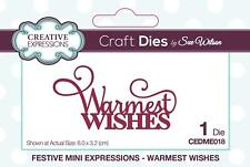 Sue Wilson Dies Mini Expressions Collection CHOOSE ONE Various Holiday Designs