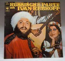 Ivan Rebroff Russische Party (1969) [LP]