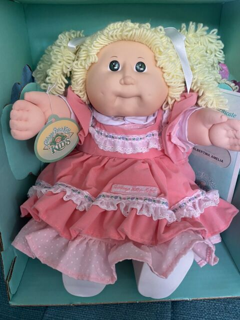 Popcorn Cabbage Patch Kid