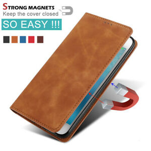 For Motorola G8 Power G Stylus Magnetic Leather Case Flip Stand Wallet Cover