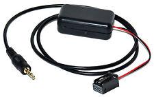 AUX Adapter Kabel BMW E39 E60 E61 E85 Business CD Radio iPod iPhone MP3