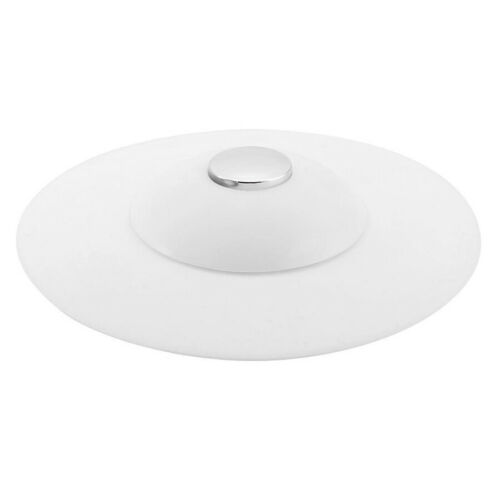 1x Silicone Floor Drain Kitchen Sink Filter Bathroom Tube Plug Hair Stopper US