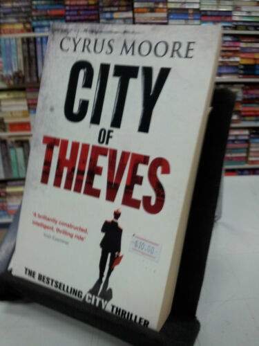 1 of 1 - City of Thieves by Cyrus Moore (Paperback, 2010)
