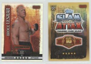 185 NXT 10th Edition Andrade ?Cien? Almas Nr WWE Slam Attax
