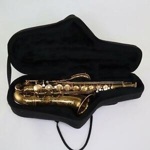 Selmer-Paris-Super-Balanced-Action-Tenor-Saxophone-SN-37673-ORIGINAL-LACQUER