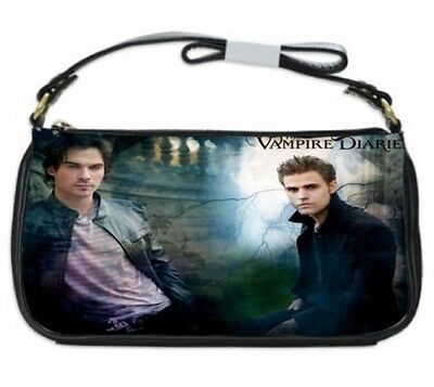 New Vampire Diaries Stefan Damon Clutch Bag Purse Gift