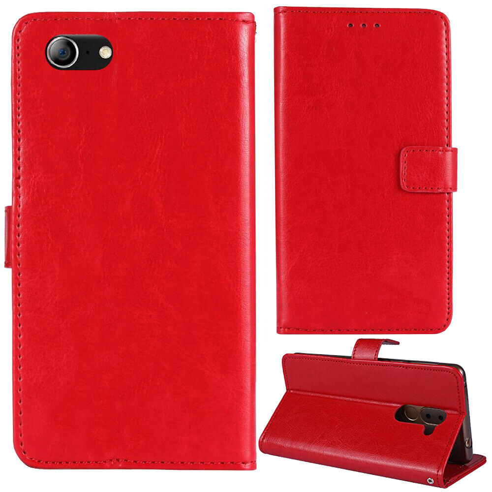 newest collection 75fec 0516e Phone Leather Case Cover for Orbic Wonder Factory 5.5 Verizon Prepaid 5.5  Case