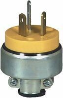 Eaton 2836 30 Amp 125v 10-20p Power Plug