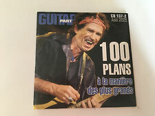 CD Guitar Part N°137-2