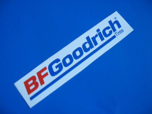 BF GOODRICH sticker//decal x2