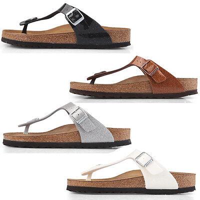 Birkenstock Gizeh Soft Footbed Magic Galaxy Color Flip-Flops Sandals Mens  Womens  b1e583b8ba