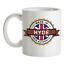 Made-in-Hyde-Mug-Te-Caffe-Citta-Citta-Luogo-Casa miniatura 1