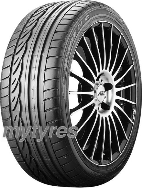 SUMMER TYRE Dunlop SP Sport 01 225/50 R17 98Y XL with MFS AO