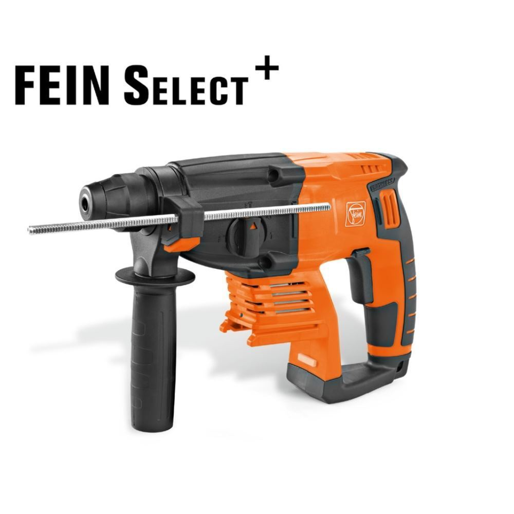 FEIN Akku-Bohrhammer ABH 18 Select   ohne Akku ohne Ladegerät