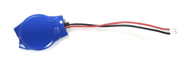 CMOS RTC BATTERY 3pin for Dell Latitude E6400 Precision M2400 M4500 23.25005.001