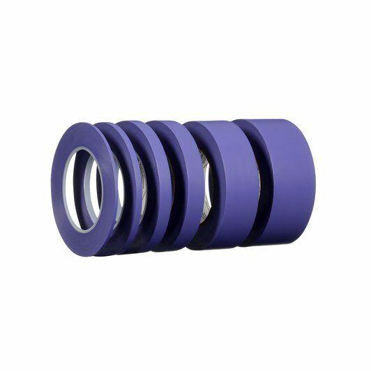 3M 36353 12 mm x 55 m Precision Poly Tape Blue