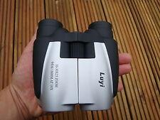 LUYI 10-30zoom x25mm Compact Binoculars,For Travel ,Bird Watching,Gift,
