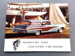 1960-Mercury-Station-Wagon-Original-Car-Sales-Brochure-Colony-Park-Commuter