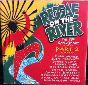 REGGAE-ON-THE-RIVER-THE-10th-ANNIVERSARY-PART-2-CD-EARTHBEAT-RECORDS-SAMPLER